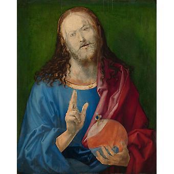 St.John the Baptist,Albrecht Durer,50x40cm