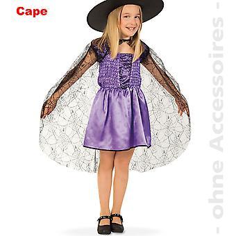 Ragno di mantello strega costume bambini del capo bambino costume capo di spin