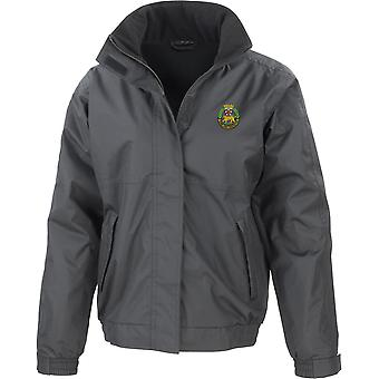 York And Lancaster Regiment - Licensed British Army Embroidered Waterproof Jacket With Fleece Inner