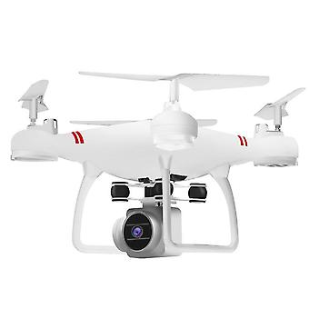 Hj14w wi-fi remote control aerial photography drone hd camera 200w pixel uav gift toy white