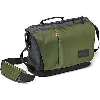 Manfrotto mb ms-m-gr reflex bolsa de la cámara de nylon/ tela verde