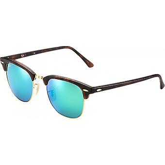 Ray-Ban Clubmaster Flash Large Scale/Golden Miro