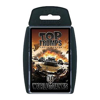 Top Trumps World Of Tanks