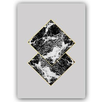 Metal Print, Abstract 14