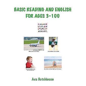 Grundläggande läsning och engelska för åldrar 3-100 av Ava Hutchinson - 978178