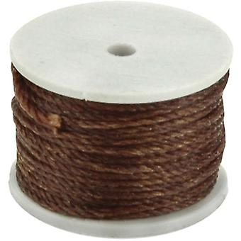 Sewing Awl Reel 12 1 2 Yard Spool Brown 1204 02