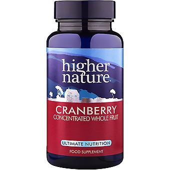 Higher Nature Super Strength Cranberry, 90 veg caps