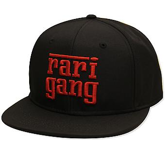Crooks & Castles Rari Gang Snapback Black