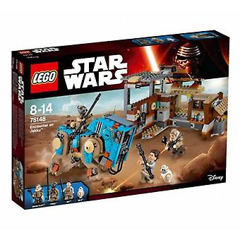 Lego 75148 Encounter On Jakku (Toys , Constructions , Vehicles)