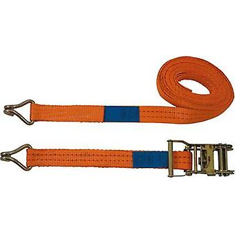 Double strap Low lashing capacity (single/direct)=1000 null (L x W) 6 m x 35 mm