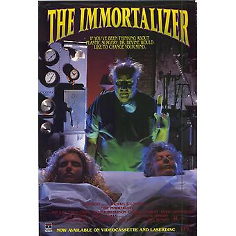 The Immortalizer Movie Poster Print (27 x 40)