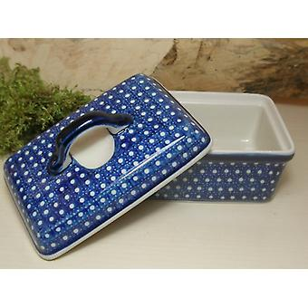 Box butter dish, 250 g, unique 22 - BSN 10300