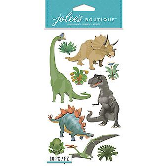 Jolee's Boutique Dimensional Stickers-Dinosaurs E5051035