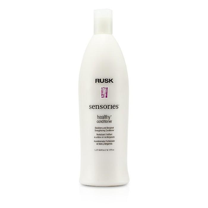 Rusk Sensories Blackberry sain et bergamote renforcement Conditioner 1000ml / 33,8 oz