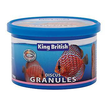 Re britannico Discus granuli 100g (confezione da 6)