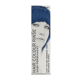 Stargazer Semi-Permanent Hair Colour Dye BLUE BLACK