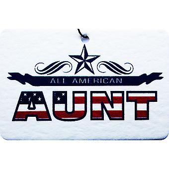 Alle amerikanske tante bil luftfriskere