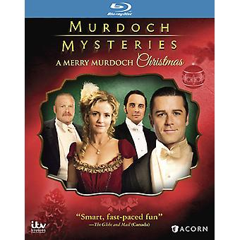Murdoch Mysteries Christmas [Blu-ray] USA import