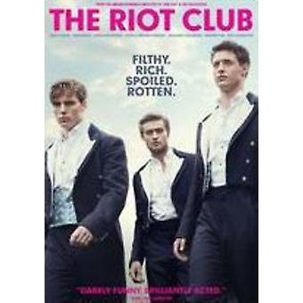 Riot Club [DVD] USA import