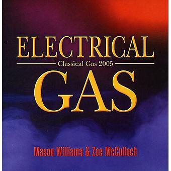 Williams/McCulloch - elektriske Gas [CD] USA import