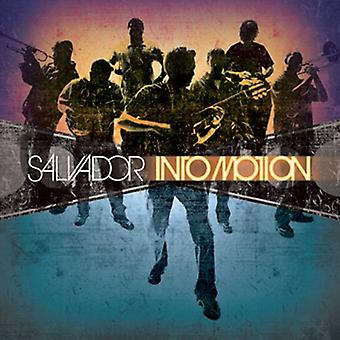 Salvador - i bevægelse [CD] USA import