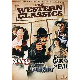 Fox Western Classics Collection [DVD] USA import