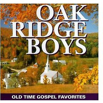 Oak Ridge Boys - Old Time favoriter [CD] USA import