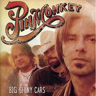 Pinmonkey - store skinnende biler [CD] USA importerer