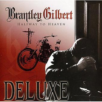 Brantley Gilbert - halvvejs til himlen [CD] USA import