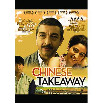 Importer des USA Chinese Take Away [DVD]