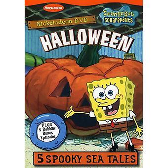 SpongeBob Squarepants - Halloween [DVD] USA import