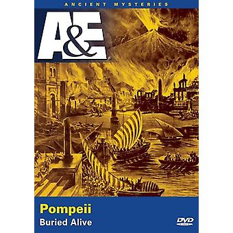 Importer des USA Pompéi Buried Alive [DVD]