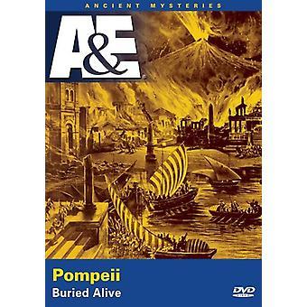 Pompeii Buried Alive [DVD] USA import