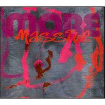 Más masiva - más masiva [CD] USA importar