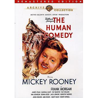 Menneskelig komedie (remastret) [DVD] USA importere