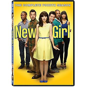 New Girl: The Complete Fourth Season [DVD] USA import