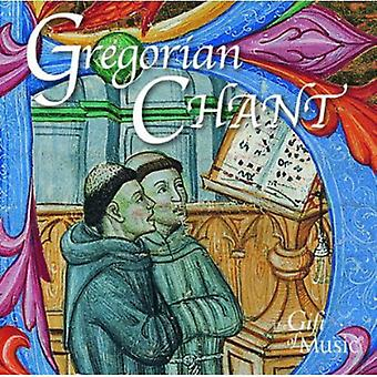 Den gregorianske sang - den gregorianske sang [CD] USA importerer
