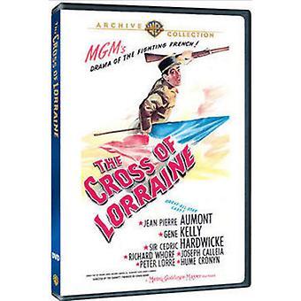 Kruis van Lotharingen (1943) [DVD] USA import