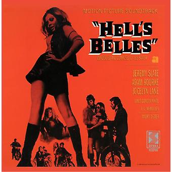 Hell's Belles - Hell's Belles [Motion Picture Soundtrack] [CD] USA importerer