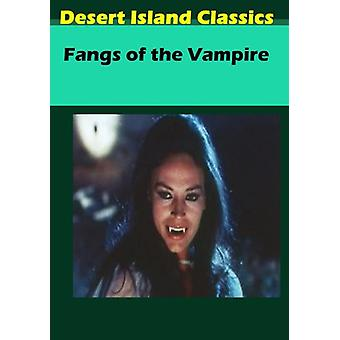 Fangs of the Vampire [DVD] USA import