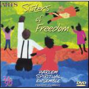 Harlem åndelige Ensemble - søstre af frihed [DVD] USA import