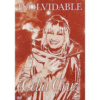 Celia Cruz - Inolvidable [DVD] USA import