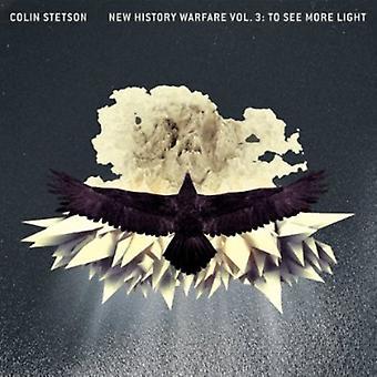 Colin Stetson - Colin Stetson: Vol. 3-nye historie krigsførelse: at se mere [CD] USA import