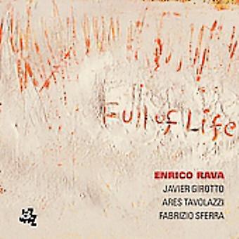 Enrico Rava - fuld af liv [CD] USA import