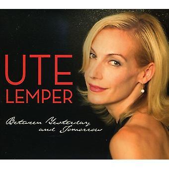 Ute Lemper - zwischen gestern & Morgen [CD] USA import