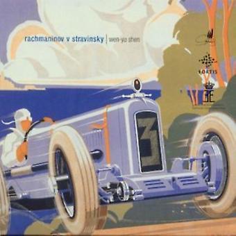 Rachmaninov/Stravinsky - Rachmaninoff V. Stravinsky [CD] USA import