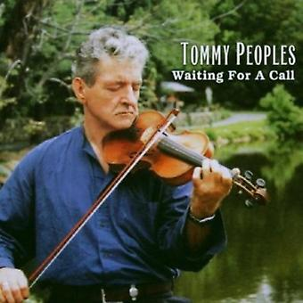 Tommy Peoples - Waiting for a Call [CD] USA import