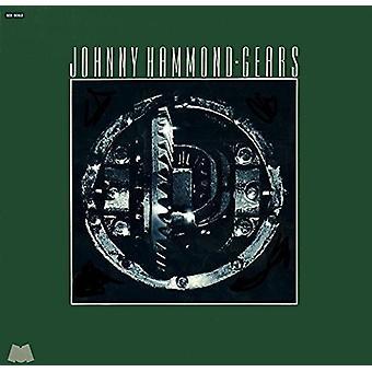Johnny Hammond - Gears [CD] USA import