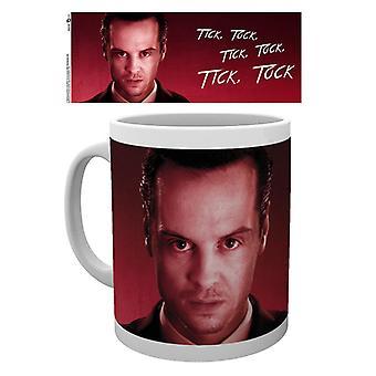 Sherlock Moriarty Tick Tock Mug