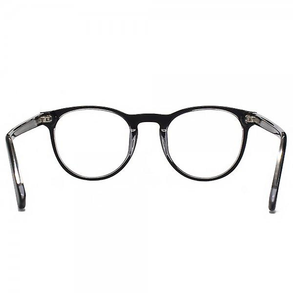 Hook LDN Parklife Glasses In Black On Clear